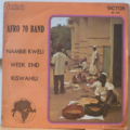 AFRO 70 BAND - Nambie kweli / Week end - 7inch (SP)