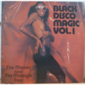 THE MOVERS AND THE MIDNIGHT STARS - Black disco magic vol . 1 - LP