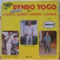 DYNDO YOGO DE L'ORCH. ZAIKO LANGA - LANGA - Luzolo - LP