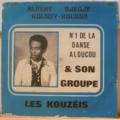 ALBERT DJEDJE KOUSSY - KOUSSA - N 1 de la danse aloucou - LP