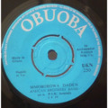 AFRICAN BROTHERS BAND - Mmoborowa daden / Onyame nhyira wo - 7inch (SP)