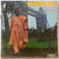 EBENEZER OBEY & HIS INTER. BROTHERS - In London - LP
