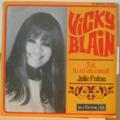 VICKY BLAIN - Toi tu m'as menti / Jolie fatou - 7inch (SP)