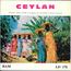 CLAUDINE ET LOUIS PANASSIE - musique de ceylan - 45T (EP 4 titres)