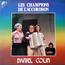 Daniel Colin - Les rois de l'accordéon - 33T x 2