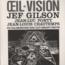 JEF GILSON - oeil vision - LP 180-220 gr