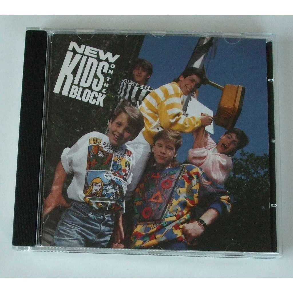 New kids on the block by New Kids On The Block (Nkotb), CD with ...