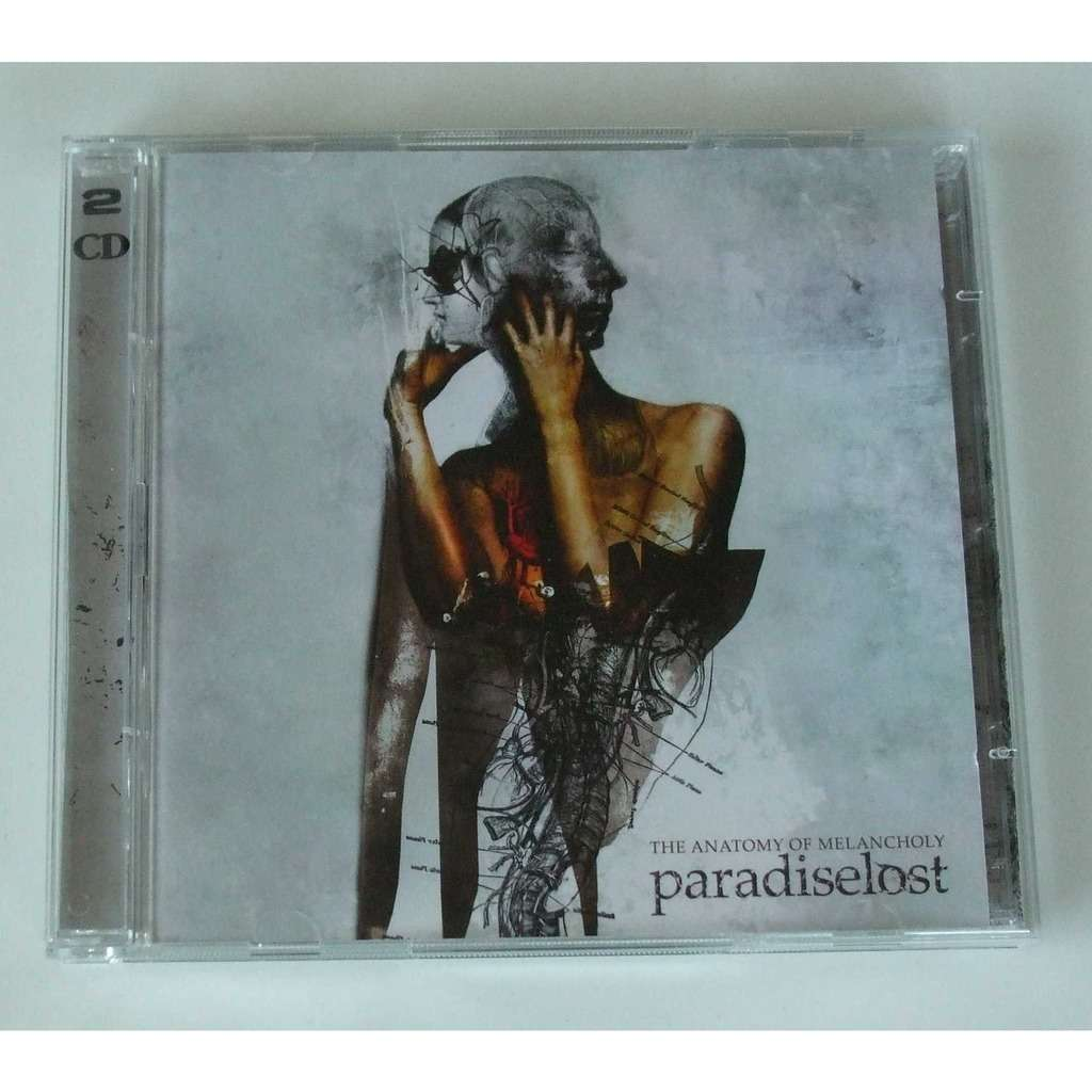 Paradise lost by Anatomy Of Melancholy, CD x 2 with dom88 - Ref ...
