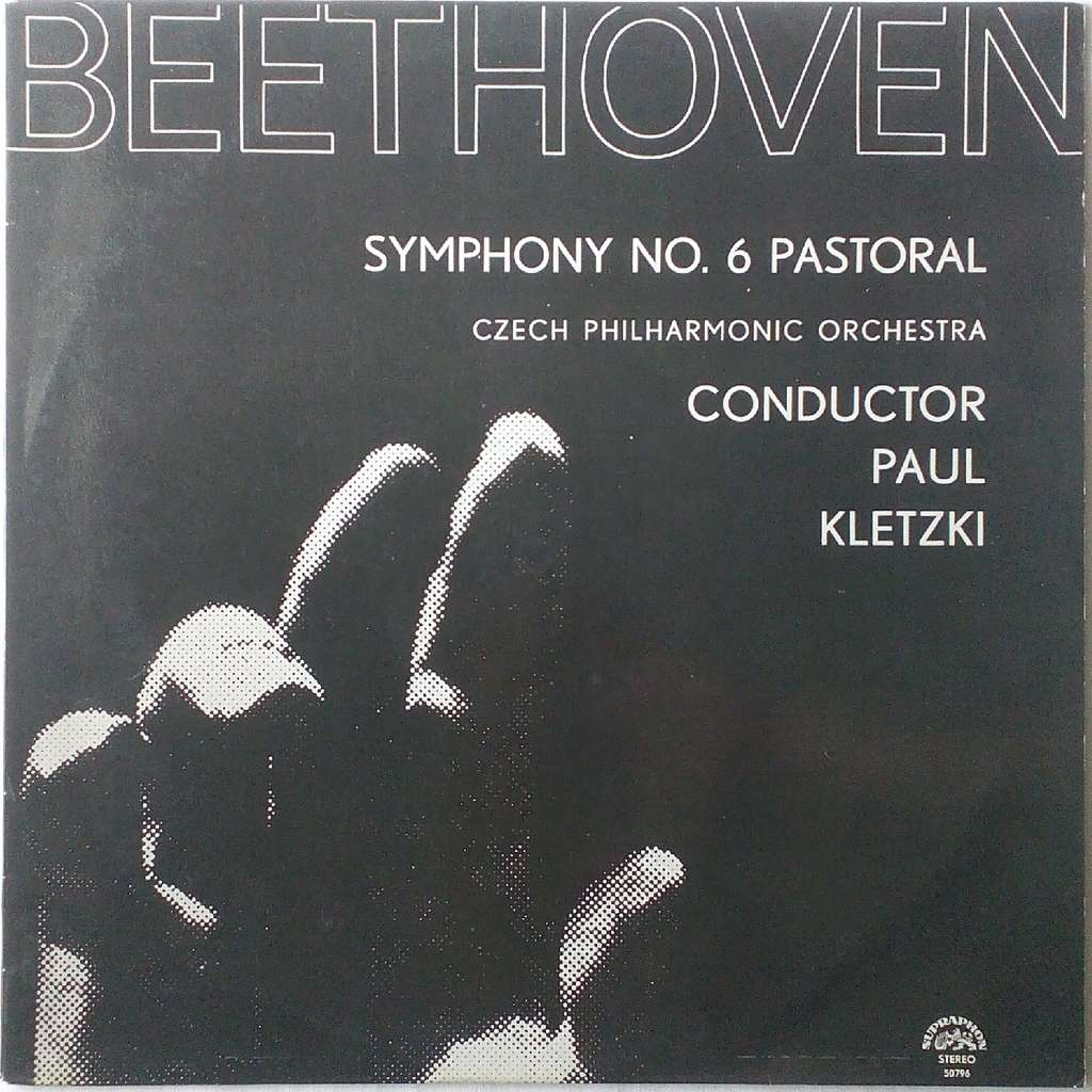 Czech Philharmonic Orchestra, Paul Kletzki Beethoven - Symphony No. 6 PASTORAL