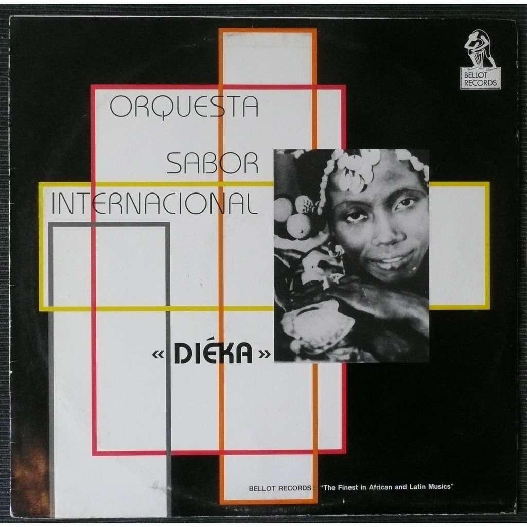 Orquesta Sabor Internacional Dieka