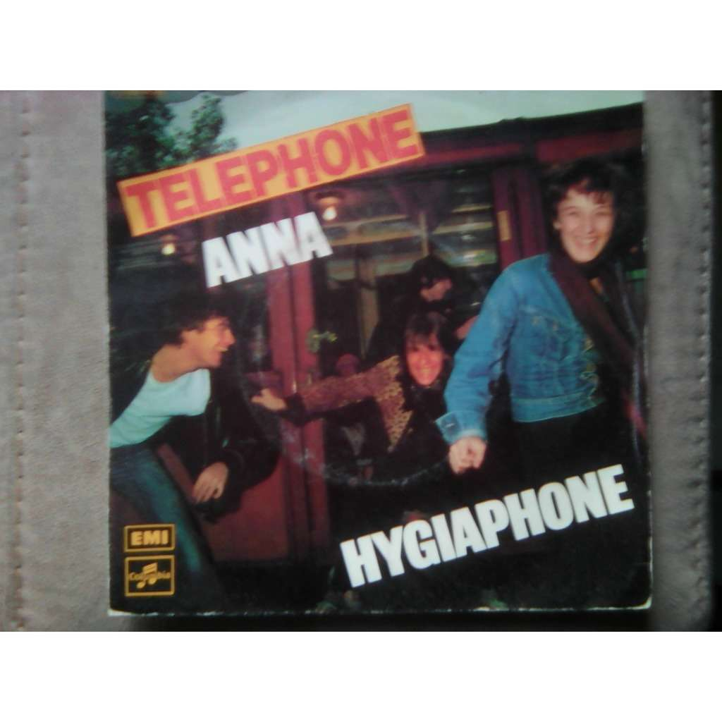 Téléphone - Anna / Hygiaphone Téléphone - Anna / Hygiaphone