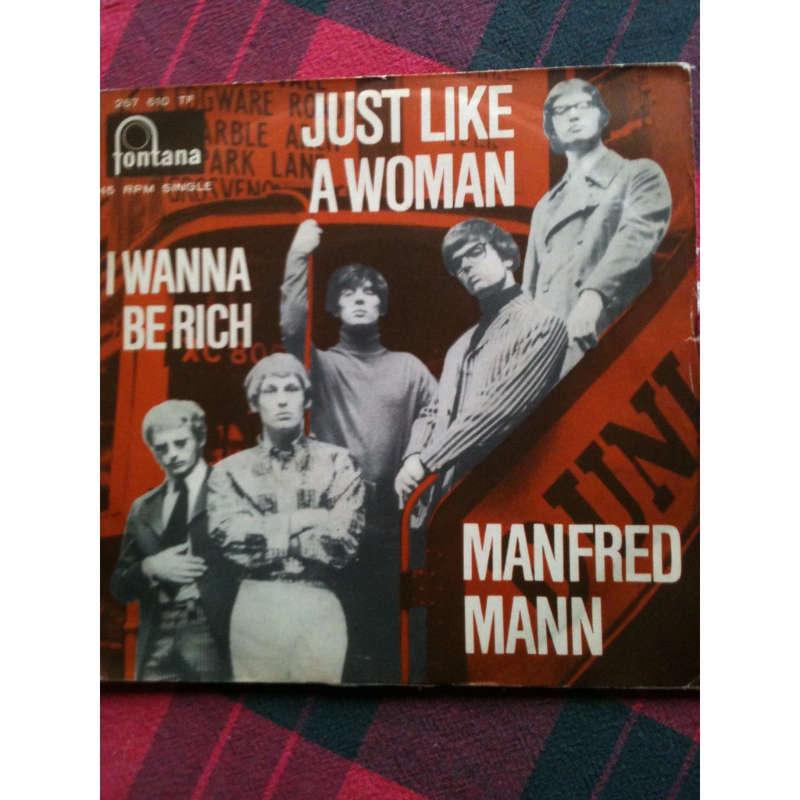 MANFRED MANN Just like a woman