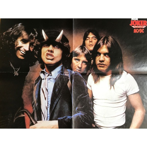 Highway to hell by Acdc, LP Gatefold with cinemusic