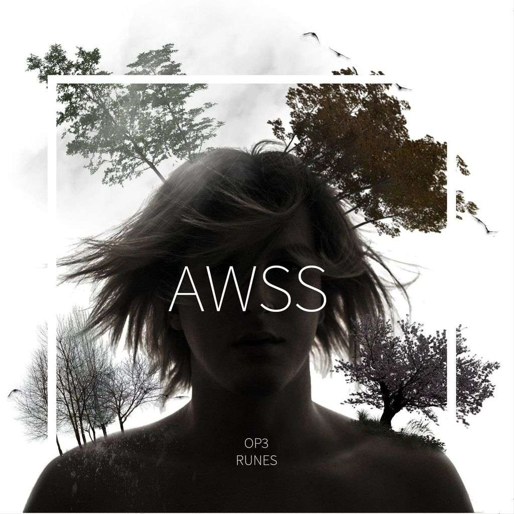 Fluttery Records : OP3 & RUNES AWSS - CD