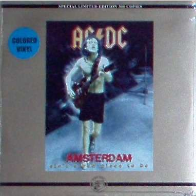 AC/DC Ain't A Bad Place To Be (Amsterdam 12.11.1979) (BLU wax)