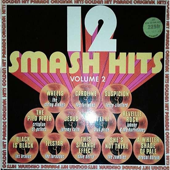 12 SMASH HITS Golden Hit Original 2