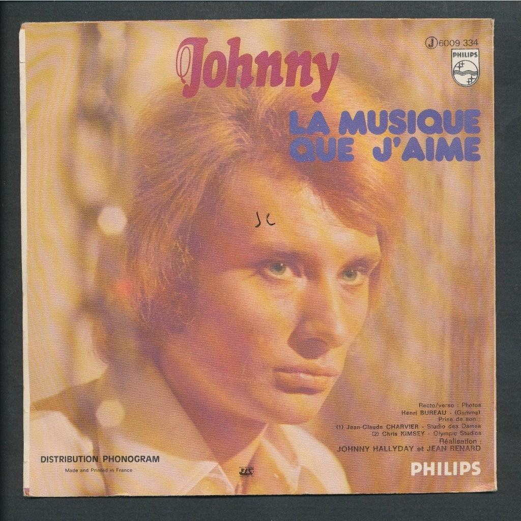 Comme un corbeau blanc la musique que j 39 aime de johnny - Toute la cuisine que j aime ...
