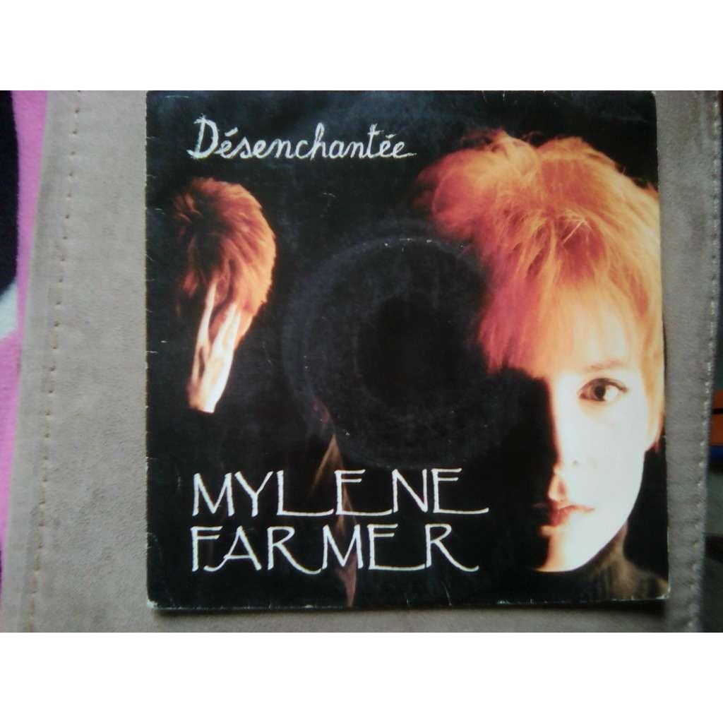 Mylene farmer   désenchantée by Mylene Farmer   Désenchantée, SP ...