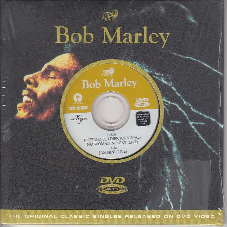 Original Classic Singles Buffalo Soldier Originalno Woman No Cry