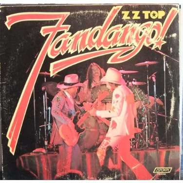 fandango by zz top lp with clavessin69 ref 118597370. Black Bedroom Furniture Sets. Home Design Ideas