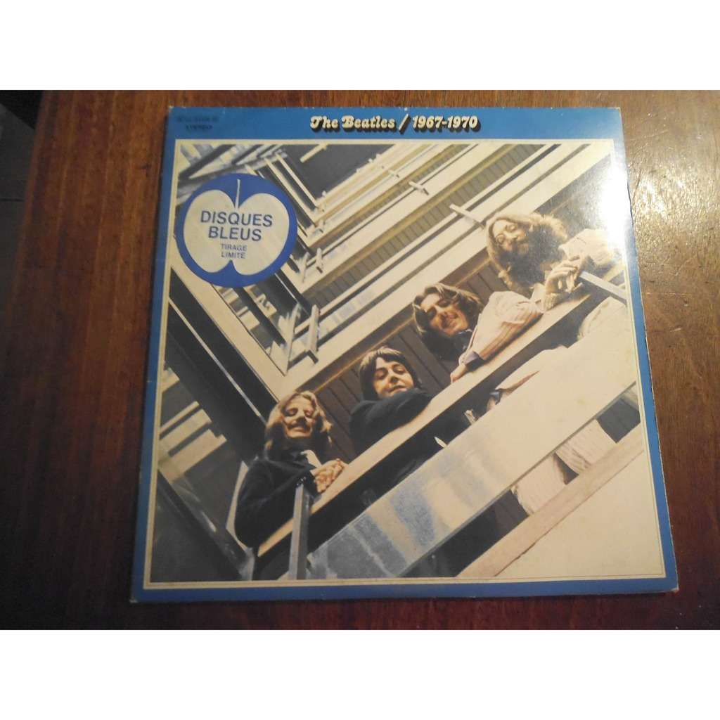 The Beatles 1967/1970 ( disques bleus )