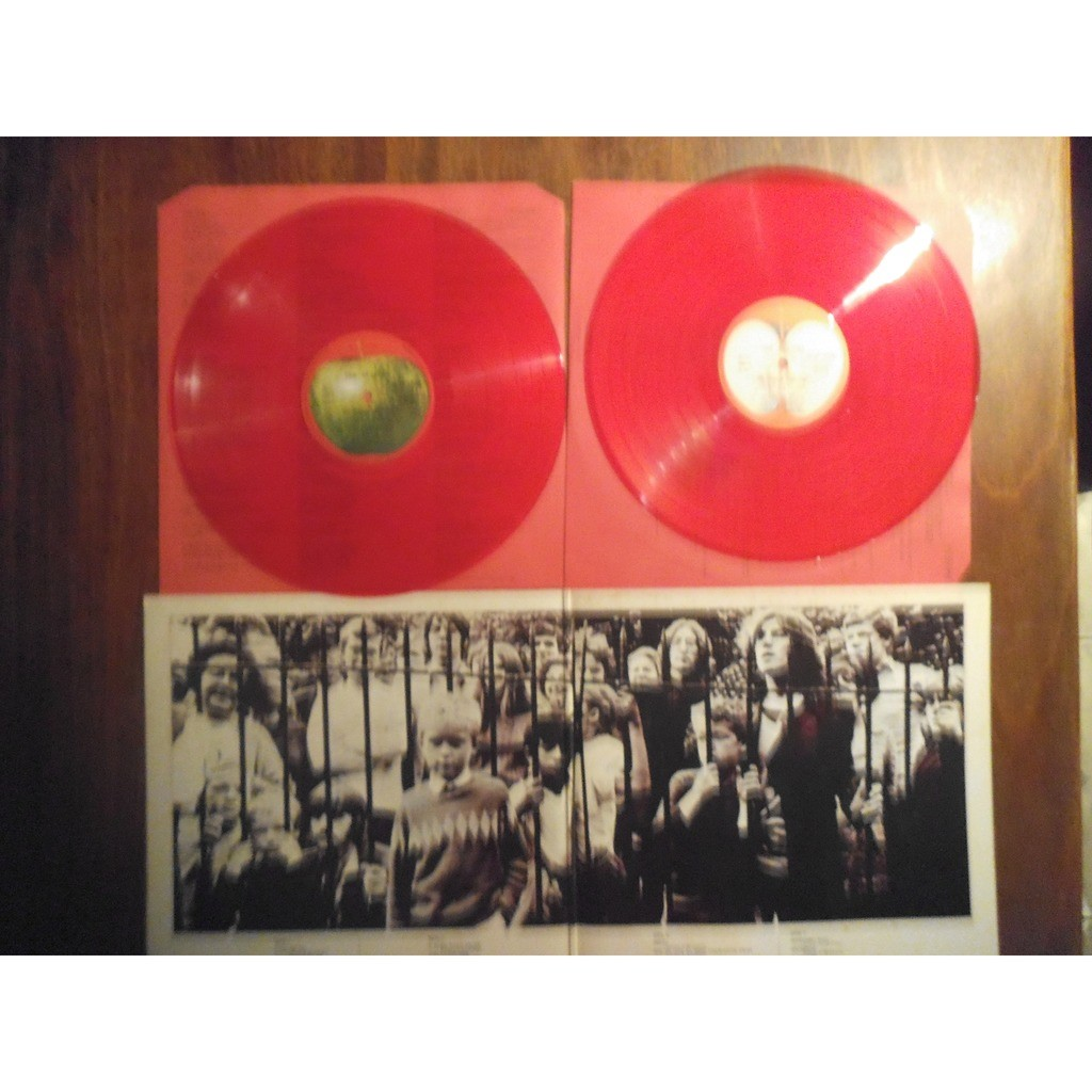 THE BEATLES 1962-1966 ( disques rouges)