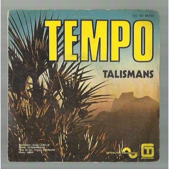 Talismans Africa / Tempo