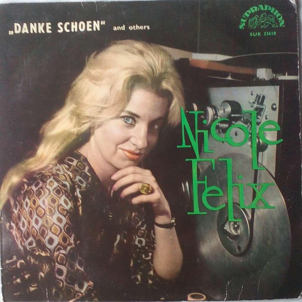 """Nicole Felix """"Danke Schoen"""" And Others"""