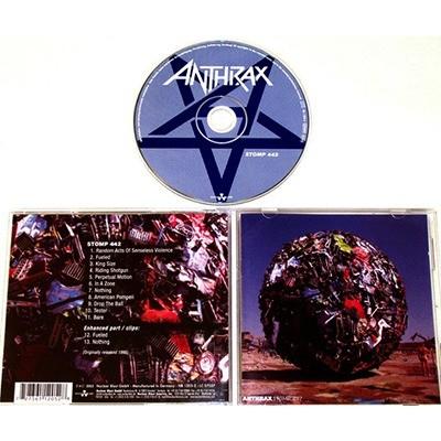 ANTHRAX Stomp 442
