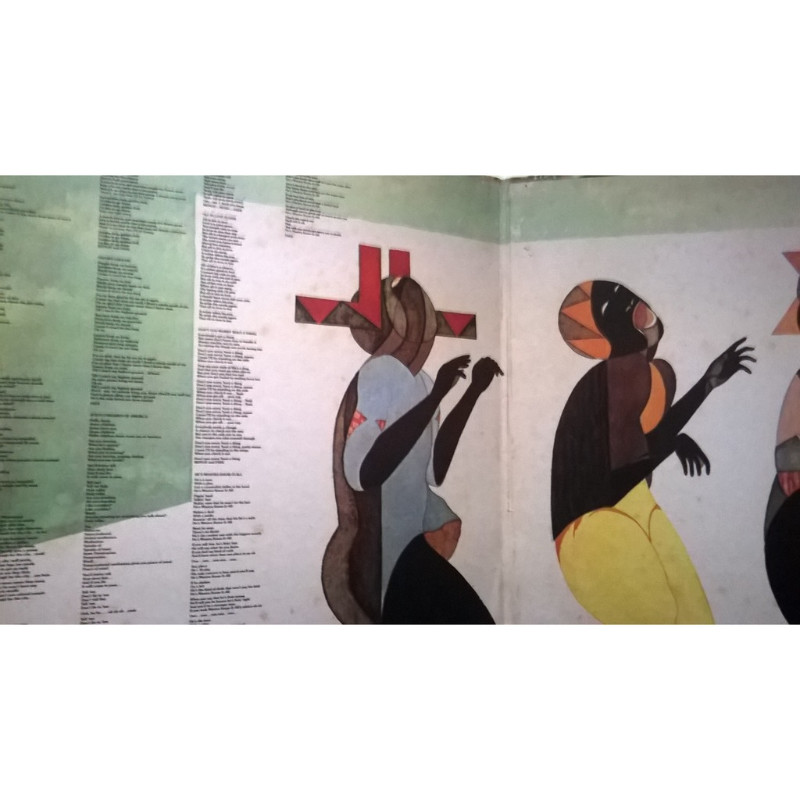 Innervisions By Stevie Wonder Lp Gatefold With 0711m