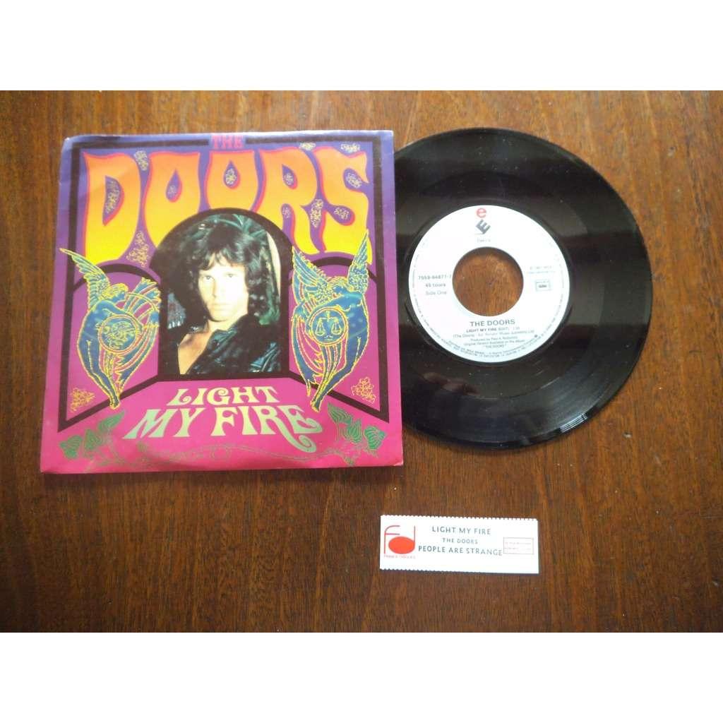 DOORS light my fire - people are strange