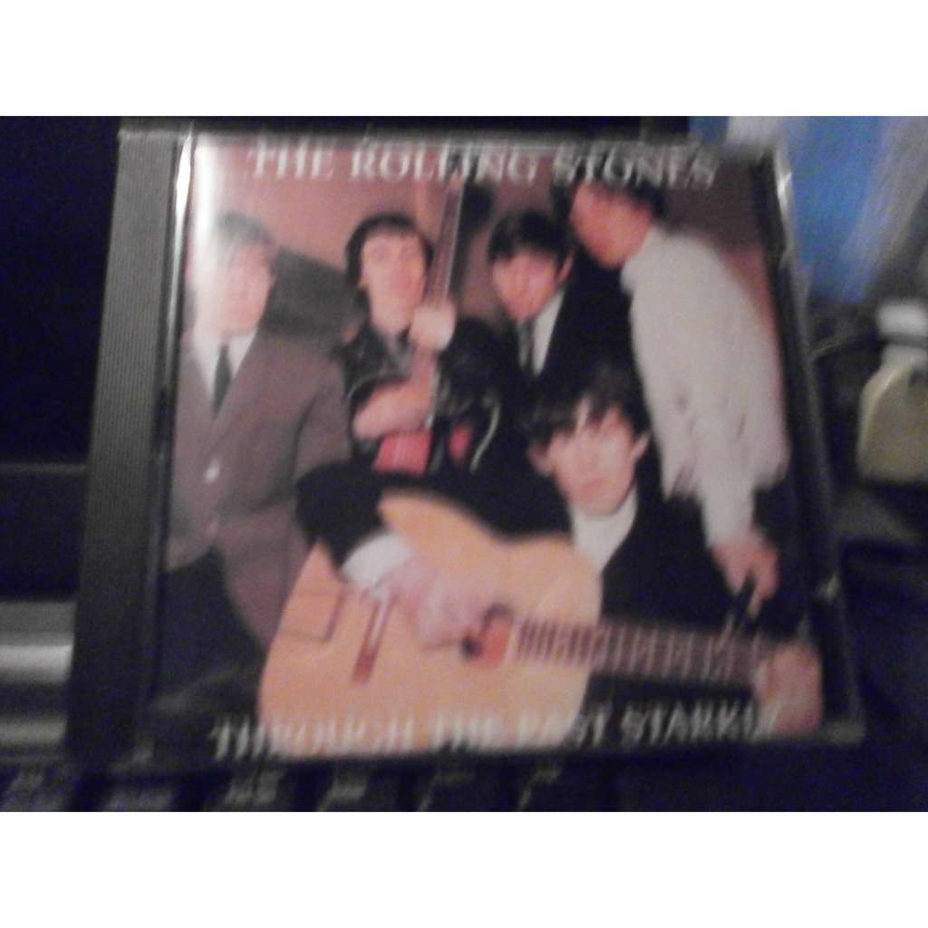 CD. ROLLING STONES - THROUGH THE PAST STARKLY (ALTERNATES - DEMOS - OUTTAKES - REHEARSALS)