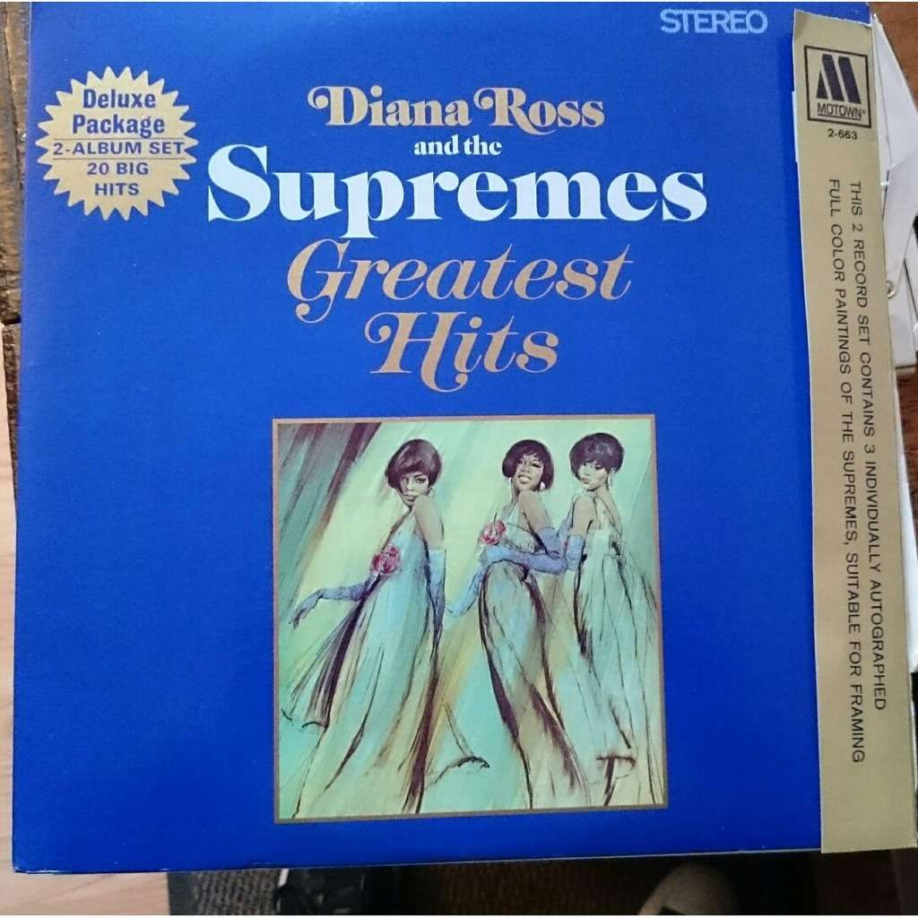 diana ross and the supremes greatest hits diana ross and the supremes greatest hits