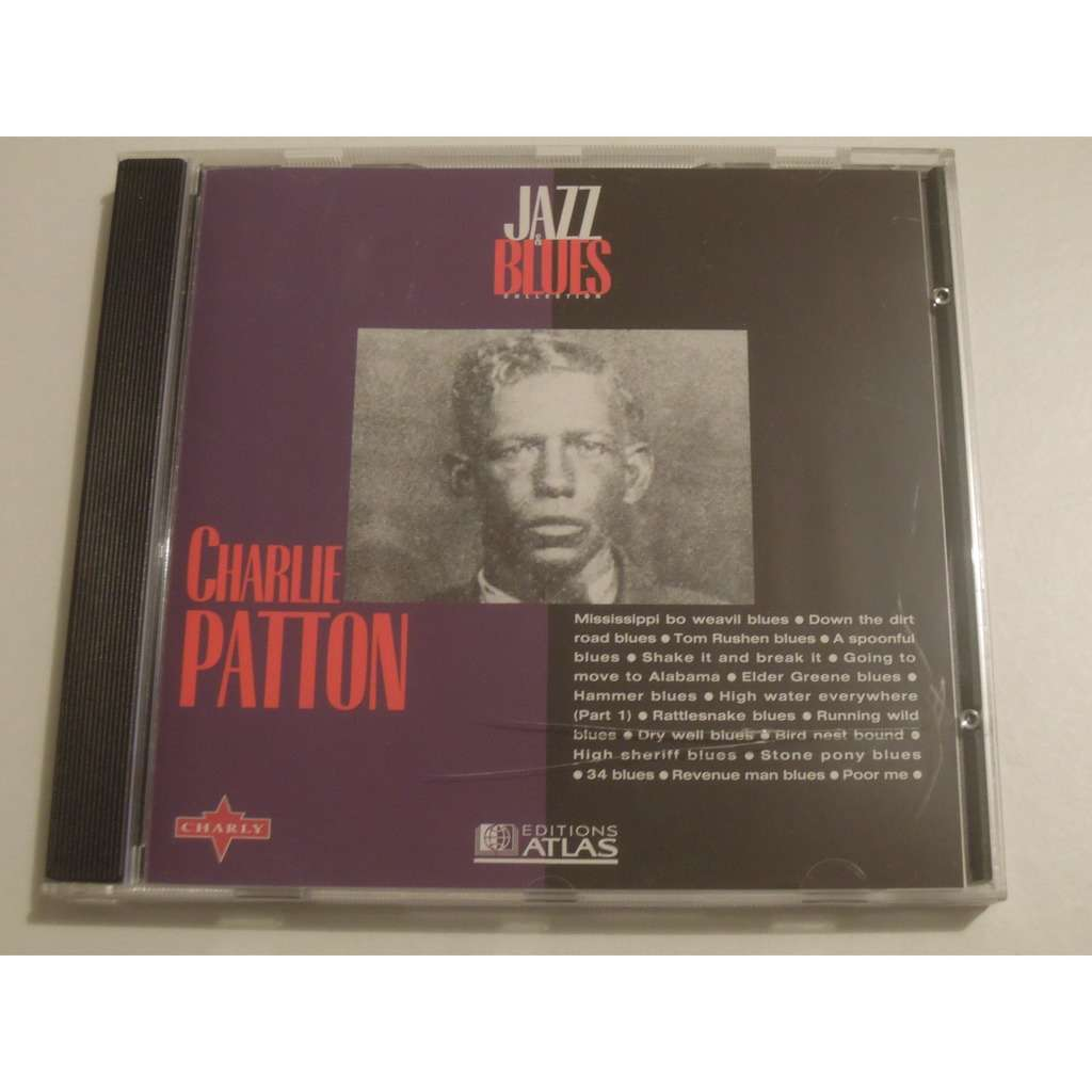 charlie patton jazz & blues collection N°77