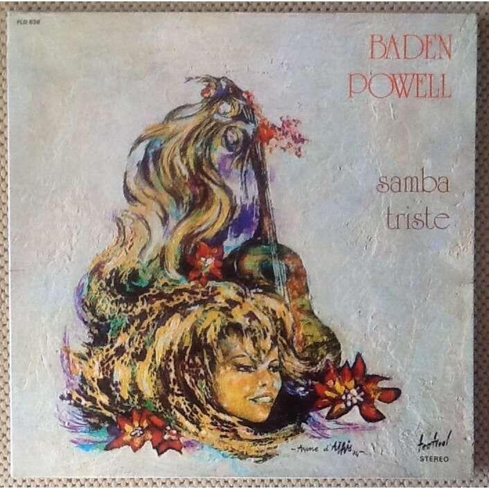 baden powell samba triste/74