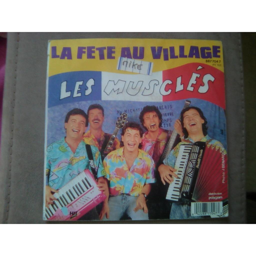 Les Musclés La Fête Au Village (Version Instrumentale)