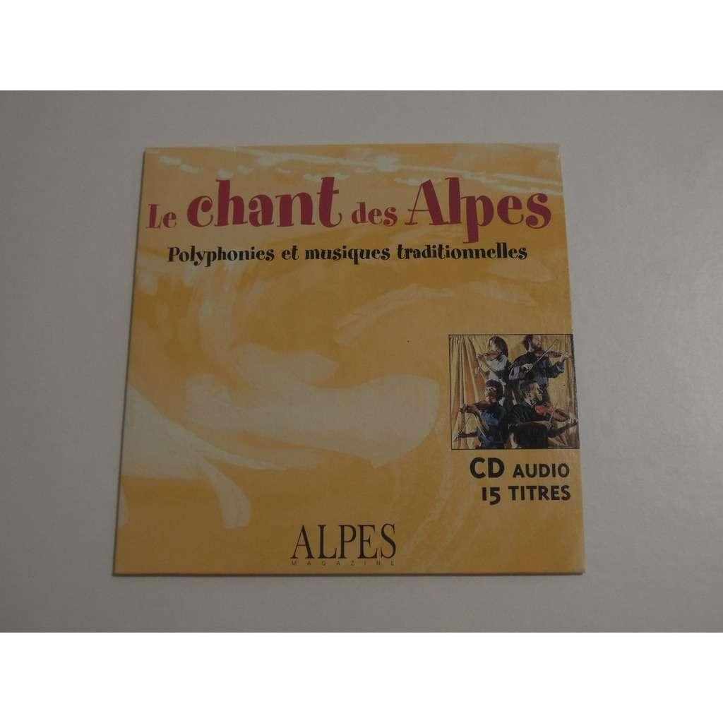 michel favre, ariondela, sergio berardo... le chant des alpes, polyphonies & musiques traditionnelles - alpes magazine n°64