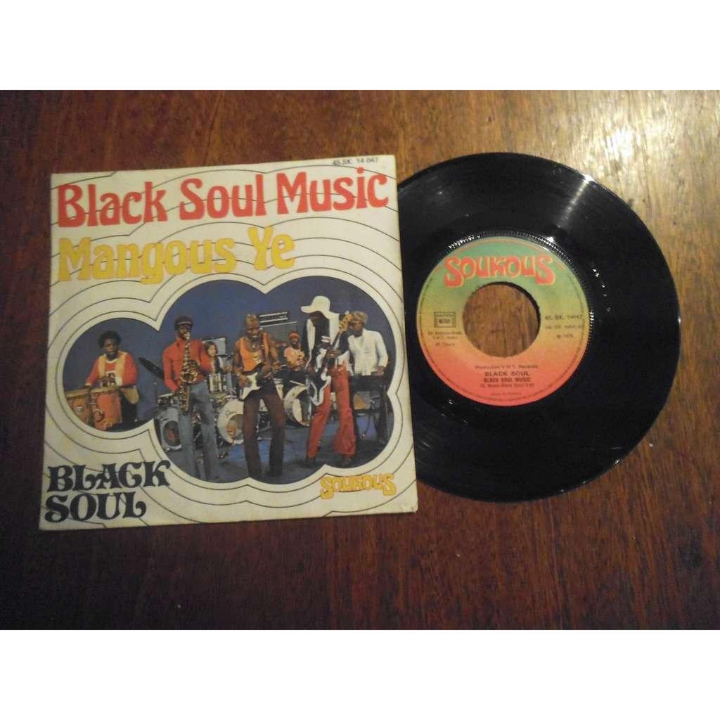 Black Soul Black soul music
