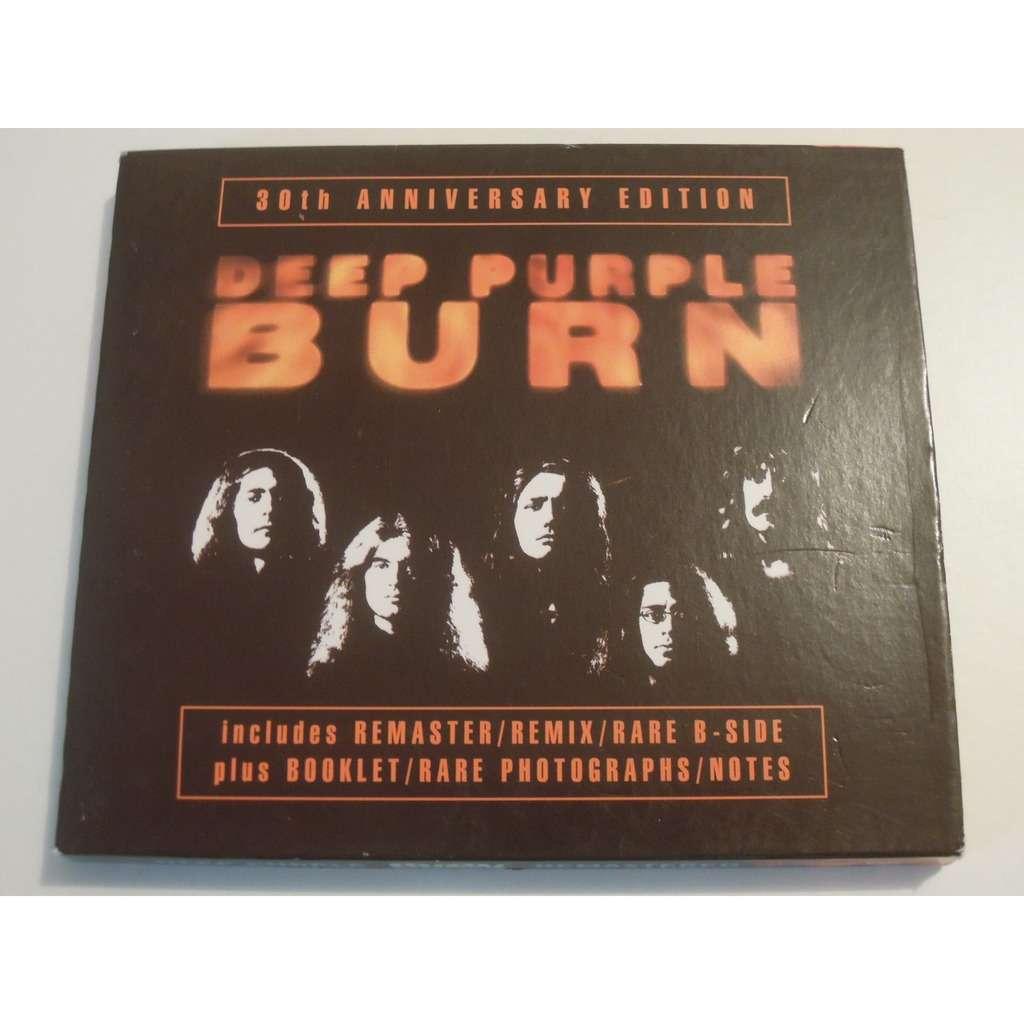 deep purple burn - 30th anniversary edition