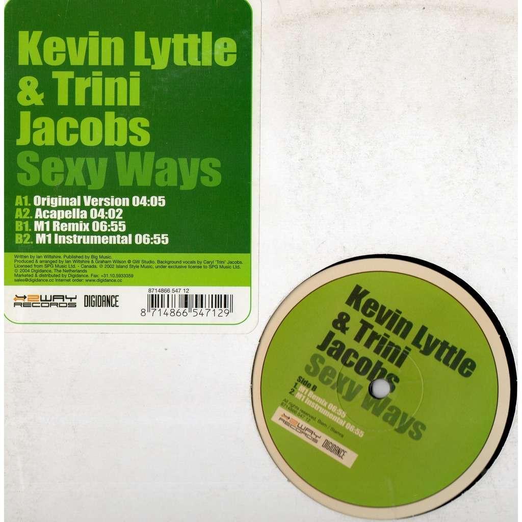 Kevin lyttle & trini jacobs Sexy ways