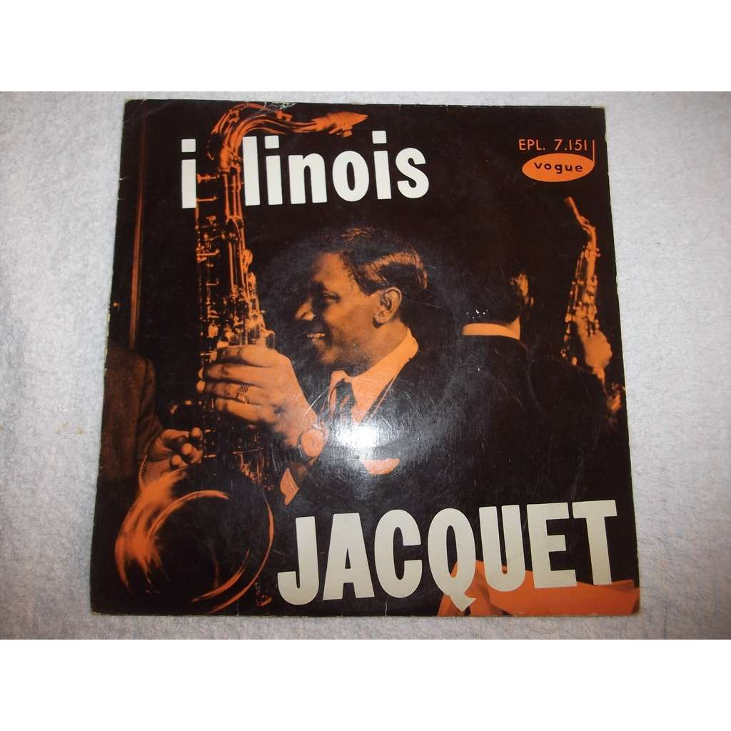 ILLINOIS JACQUET for europeans only +3