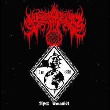 NYOGTHAEBLISZ Apex Satanist