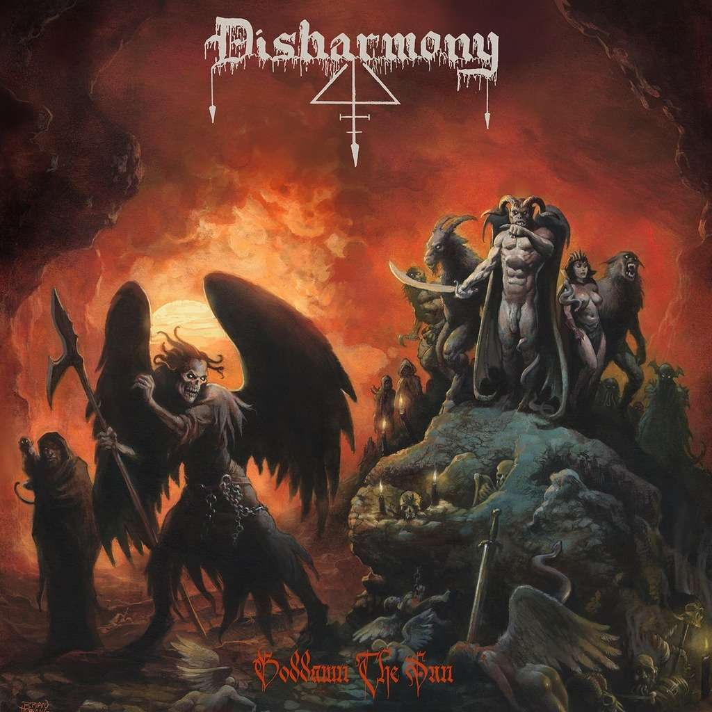 DISHARMONY Goddamn the Sun