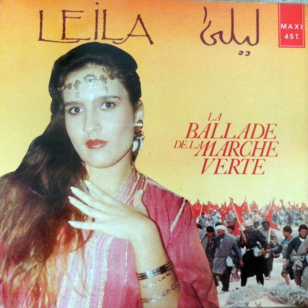 Leila La ballade de la marche verte