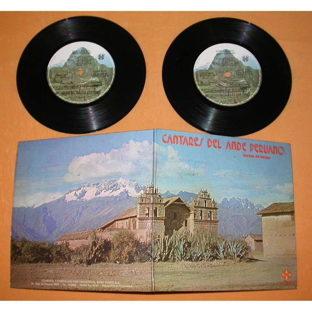 Cantares Del Ande Peruano Cantares Del Ande Peruano