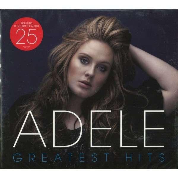 ADELE GREATEST HITS 2 CD Digipak