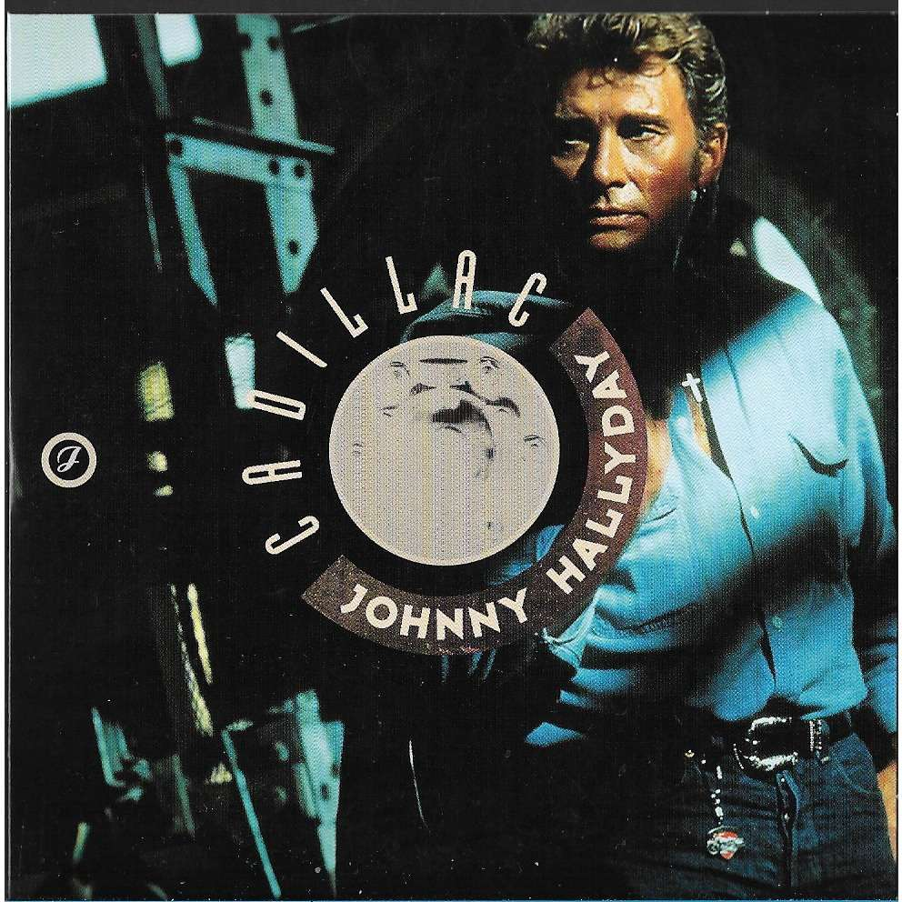 Cadillac by Johnny Hallyday, CD with libertemusic - Ref:118658678