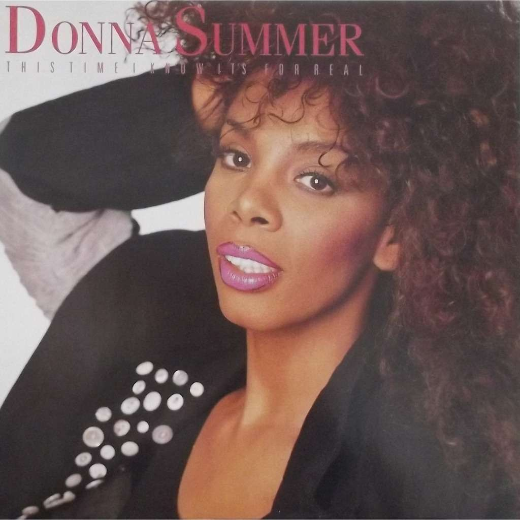Donna summer this time i know it's for real