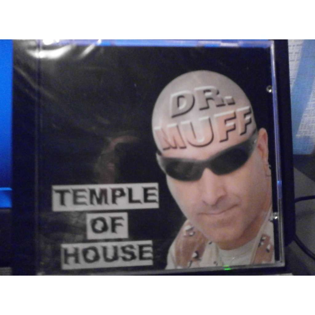 CD. DR.MUFF TEMPLE OF HOUSE