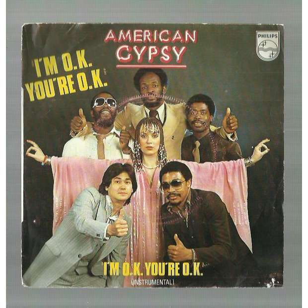 American Gypsy I'm ok you're ok + Instrumental